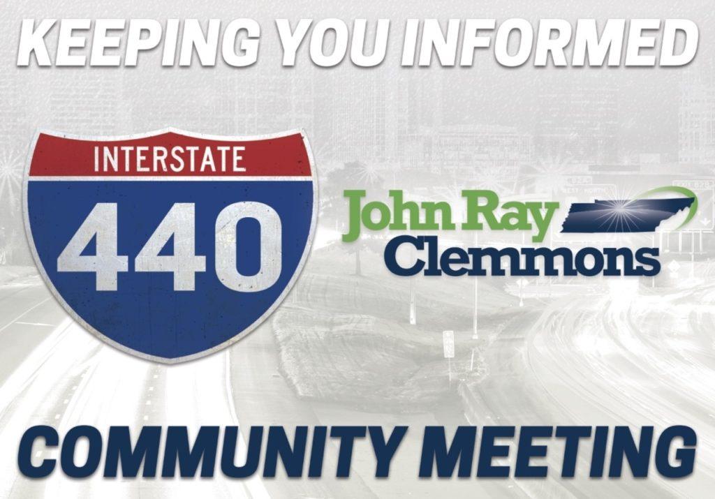 I-440 Community Meeting