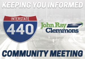 I-440 Community Meeting